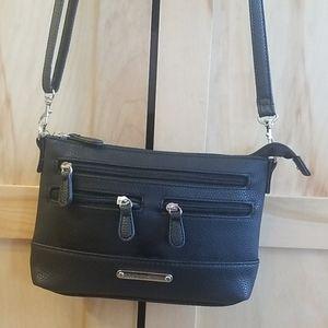 Stone Mountain Hand Bag - Black